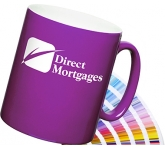 Durham Pantone Printed Mug  by Gopromotional - we get your brand noticed!
