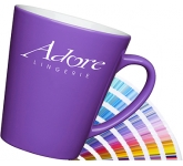 Latte Pantone Mug  by Gopromotional - we get your brand noticed!