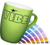 Marrow Pantone Mug  by Gopromotional - we get your brand noticed!