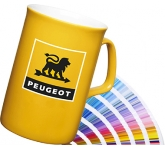 Opal Pantone China Mug  by Gopromotional - we get your brand noticed!