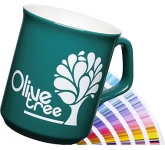 Sparta Pantone Mug  by Gopromotional - we get your brand noticed!
