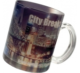 Durham Glass Photo Mug