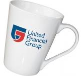 Campden Porcelain Mug  by Gopromotional - we get your brand noticed!