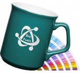 Sparta Etched Pantone Mug  by Gopromotional - we get your brand noticed!