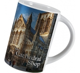 Canterbury Photo Full Colour Printed Mug