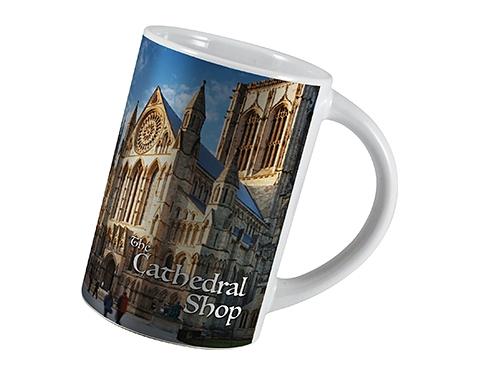 Canterbury Photo Full Colour Printed Mug