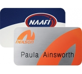 Standard Acrylic Name Badge  by Gopromotional - we get your brand noticed!