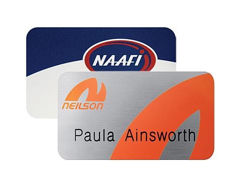 Standard Acrylic Name Badge
