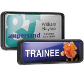 Framed Acrylic Domed Name Badge