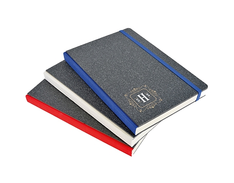 A5 Turin Recycled Hardback Notebook