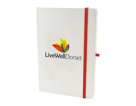 A5 Blanco Notebook