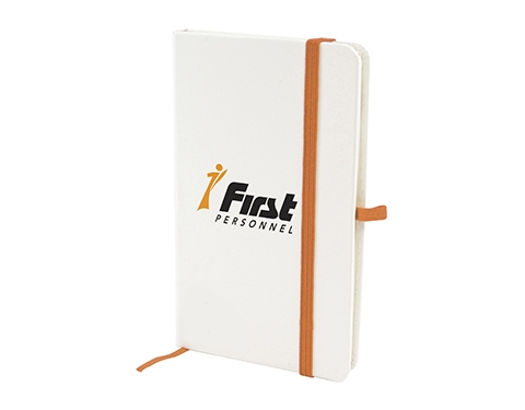 A6 Blanco Notebook