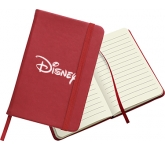 Warwick A6 Soft Feel Notebook  by Gopromotional - we get your brand noticed!