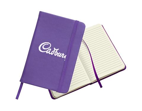 Warwick A5 Soft Feel Notebook