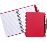 Sorento A6 Notebook & Pen  by Gopromotional - we get your brand noticed!