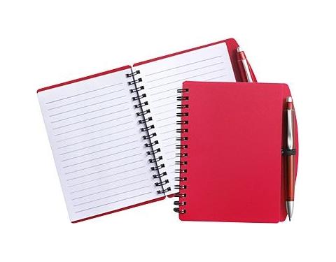Sorento A6 Notebook & Pen