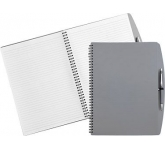 Sorento A4 Notebook & Pen  by Gopromotional - we get your brand noticed!