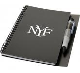 A5 Paradigm Spiral Bound Notebook & Pen