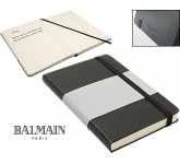 Balmain A6 Notebook  by Gopromotional - we get your brand noticed!