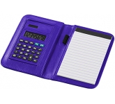 Reflex Calculator Notebook  by Gopromotional - we get your brand noticed!