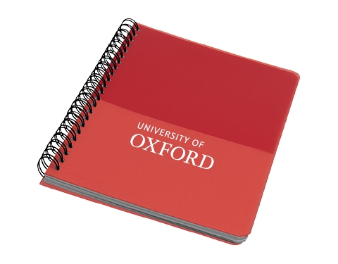 A5 Colour Block Notebook
