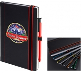 Edgy Colour A5 Notebooks & Absolute Pen