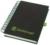 Orlando A5 Wiro Journal Notebook