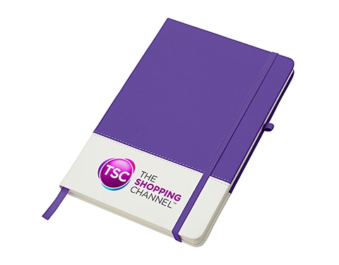 Colours A5 Notebook
