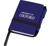 Stanford Pocket Notebook and Stylu  by Gopromotional - we get your brand noticed!