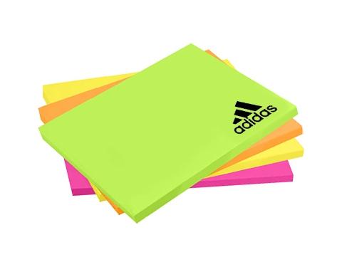 125 x 75mm Bright Sticky Note