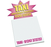 3 x 3 Magnetic Sticky Note  by Gopromotional - we get your brand noticed!