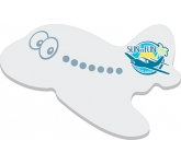 A6 Plane Shaped Sticky Note