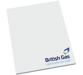 A6 Sticky Note  by Gopromotional - we get your brand noticed!