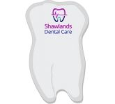 A6 Tooth Shaped Sticky Note  by Gopromotional - we get your brand noticed!