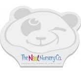 A7 Bear Shaped Sticky Note