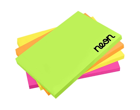 A7 Bright Sticky Note