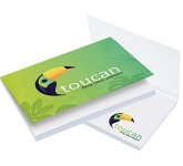 A7 Covered Sticky Note  by Gopromotional - we get your brand noticed!