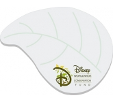 A7 Leaf Shaped Sticky Note  by Gopromotional - we get your brand noticed!