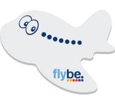 A7 Plane Shaped Sticky Note