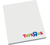 A8 Sticky Note  by Gopromotional - we get your brand noticed!