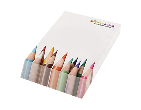 A6 Wedge Notepad