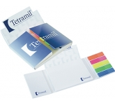 Billboard Index Sticky Note Combi Set  by Gopromotional - we get your brand noticed!