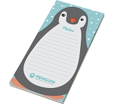 Slimline Notepad  by Gopromotional - we get your brand noticed!