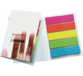 Sticky Note Index Cover Tab  by Gopromotional - we get your brand noticed!