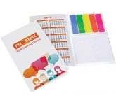 Sticky Note Index Flags & Pad Organiser  by Gopromotional - we get your brand noticed!