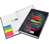 Sticky Notespod Deluxe  by Gopromotional - we get your brand noticed!