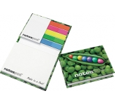 Sticky Notespod Plu  by Gopromotional - we get your brand noticed!