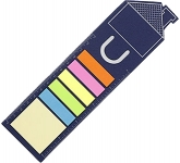 House Shaped Sticky Flag Bookmark
