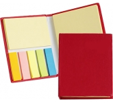 Evolution Index Flags & Sticky Note Pad Set  by Gopromotional - we get your brand noticed!