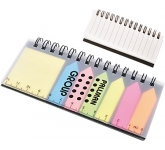 Rockford Index Flags & Sticky Pad Set  by Gopromotional - we get your brand noticed!